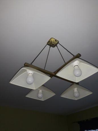 Lampy żyrandole lampy