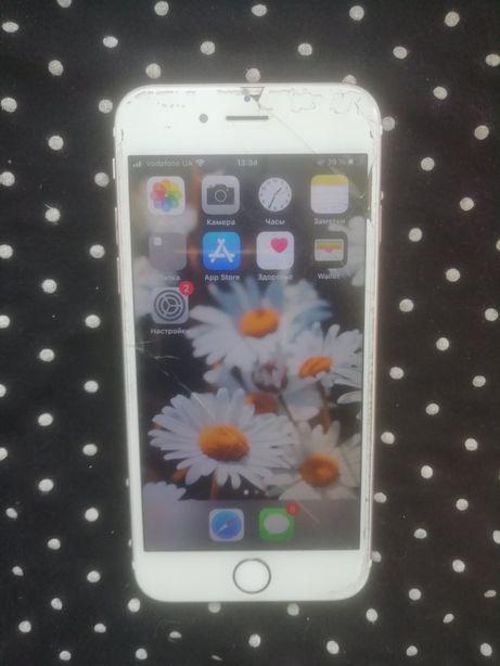 Iphone 6 s робочий 16 gb