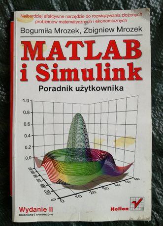 Matlab i symulink - Helion - Bogumiła Mrozek, Zbigniew Mrozek