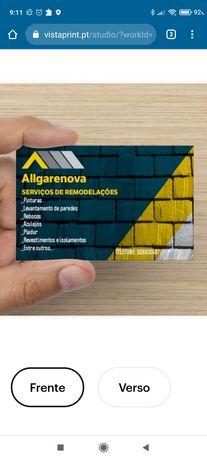 Allgarenova serviços