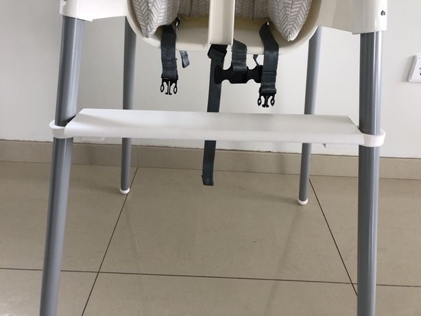 pousa pés, apoio de pes cadeira refeição ANTILOP IKEA