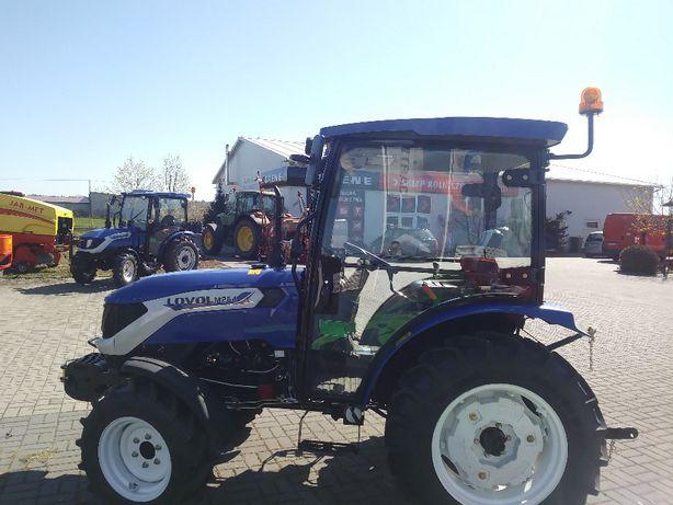 Ciągnik rolniczy (komunalny) Foton Lovol M254 Rewers 4x4 Kubota Foton