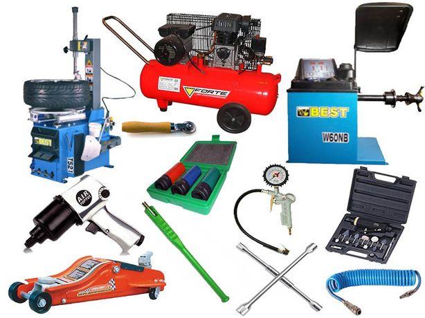 Комплект шиномонтажного оборудования, шиномонтаж под ключ BEST