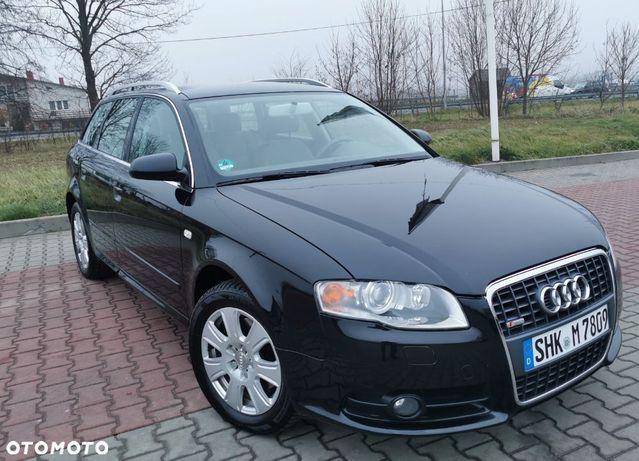 Audi A4 1.8T 163KM! S line xenon/chrom/klimatronik/serwis ! z NIemiec !!