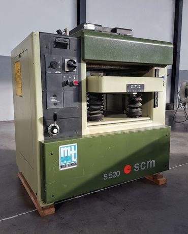 SCM S520 - Desengrossadeira