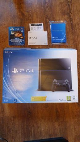 PlayStation 4 + 17 GIER