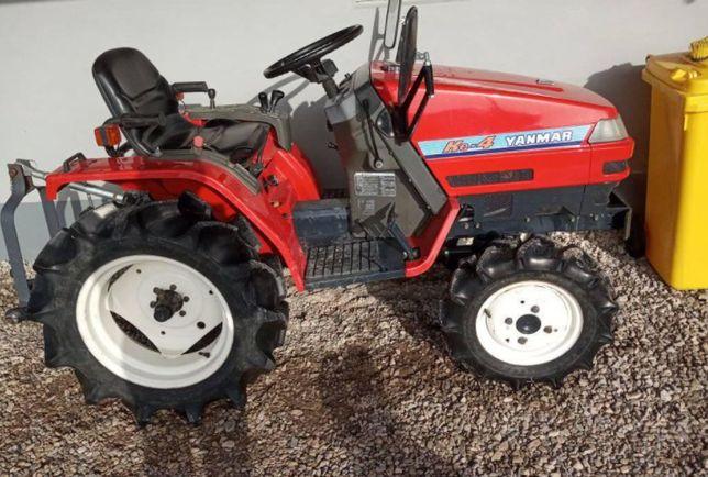 Mini traktor janmar rolniczo ogrodniczy oryginał