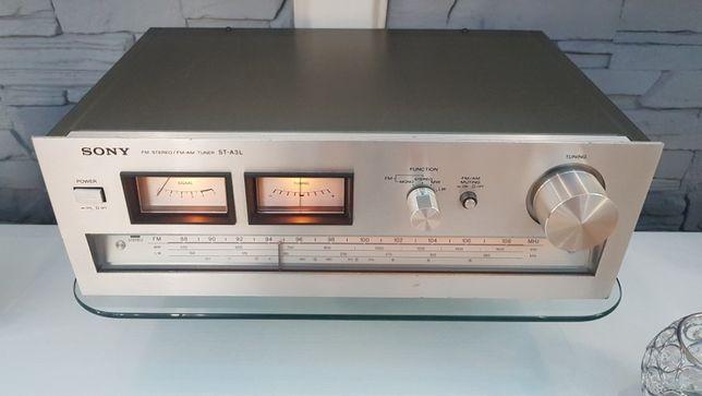 Vintage Tuner STEREO SONY ST-A3L klasyk. Stan bardzo dobry.