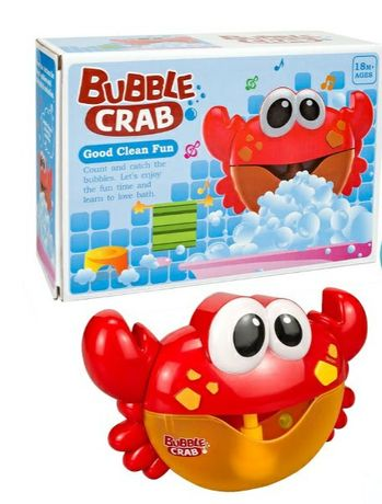 Nowa zabawka Zabawka do wody Krab w pudełku 105789