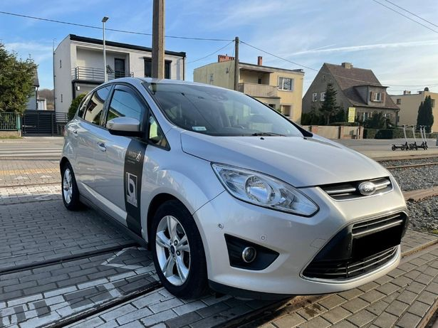 Ford C-MAX Wersja Champions Leauge