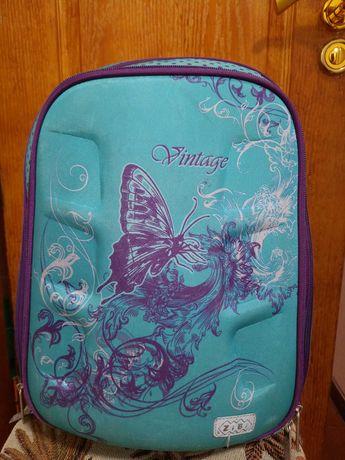 """Продам рюкзак с жёсткой спинкой ТМ """"ZiBi"""" для девочек, б/у"""