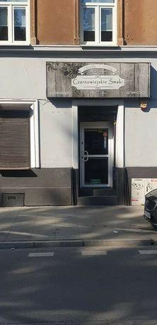 Odstąpie funkcjonujący lokal gastronomiczny Kraków
