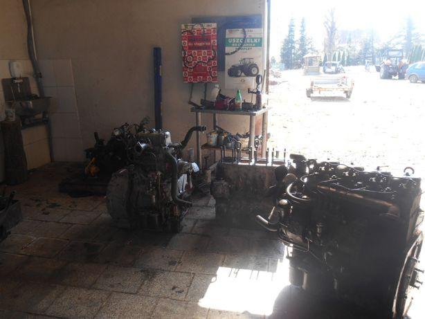 Silnik Ursus c 360 c 385,3p,16145,7245 .Silniki,Skrzynie itp Naprawa
