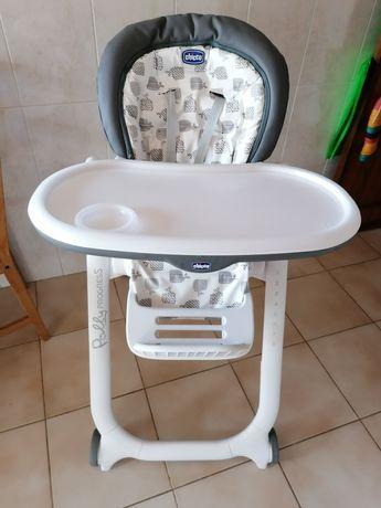 Cadeira poly progress 5 da chicco