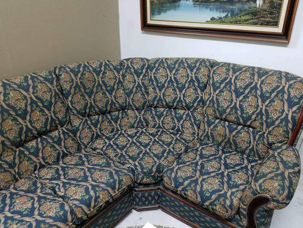Sofa de canto confortável