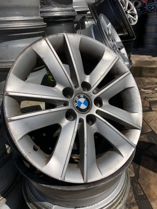 Jantes retoma BMW 5x120 17 originais SERIE 1 #19