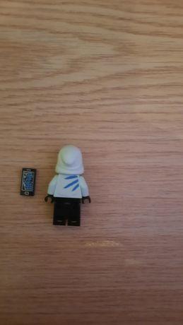 "Lego Hidden side jack ""po ukrytej stronie"""
