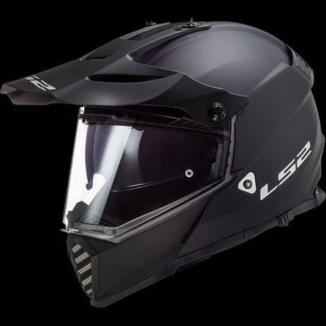 Мотошлем LS2 MX436 M,L,XL шлем мотоциклетный для мотоцикла мото