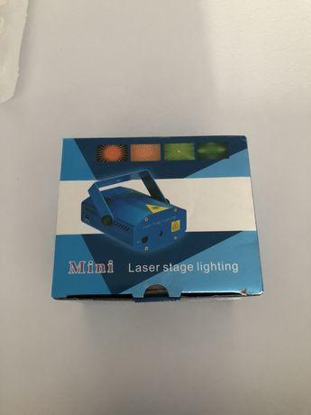 Laser - światła dyskoteka
