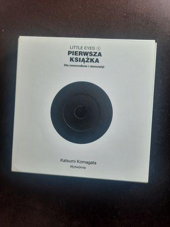 Pierwsza książka Katsumi Komagata