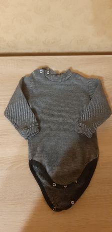 Теплый гольфик под горло на мальчика 9-12 месяцев