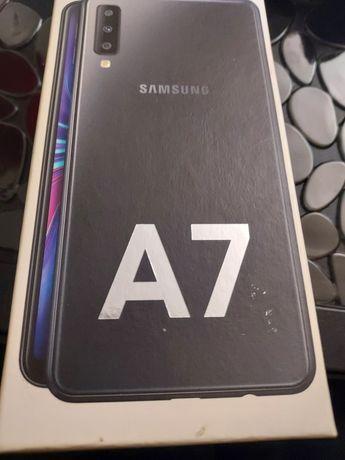 Smartphone Samsung A7 2018