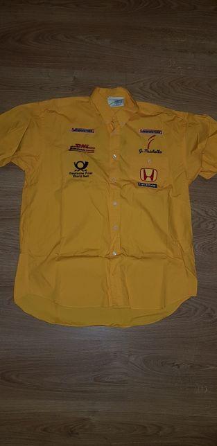 Koszula HONDA wyscigi XL