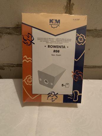 Worki do odkurzacza K&M Rowenta R08