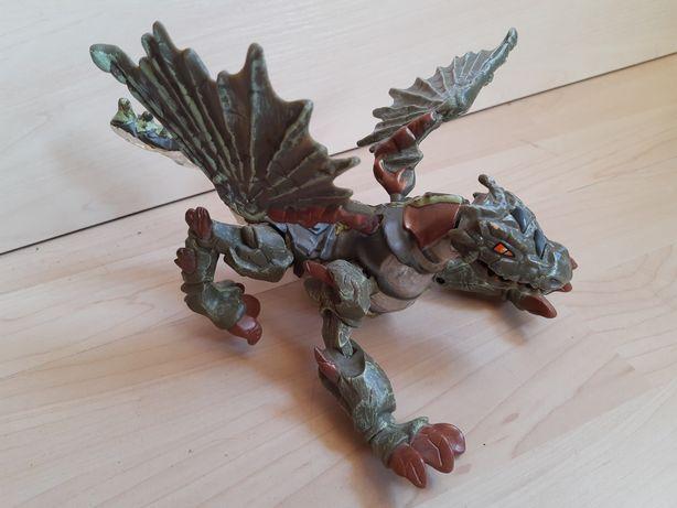Очень крутой дракон mega bloks 22 см