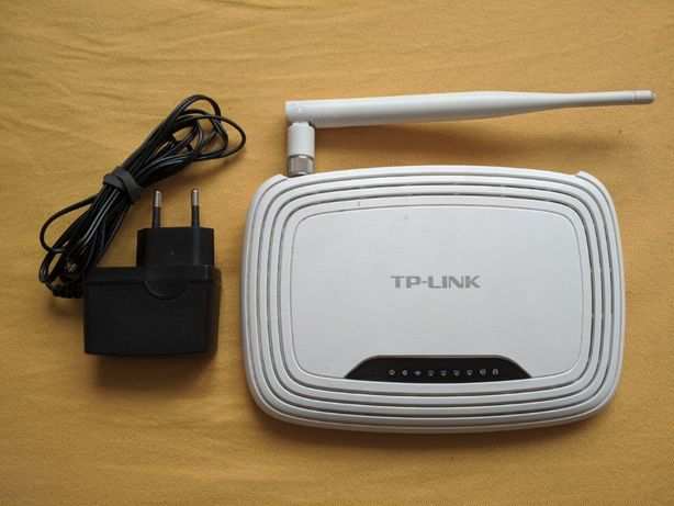Router/Access Point TP-Link TL-WR743ND