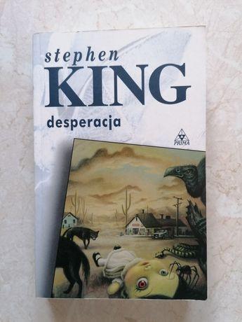 Desperacja, BDB! Wydanie PRIMA 2000r, Stephen King