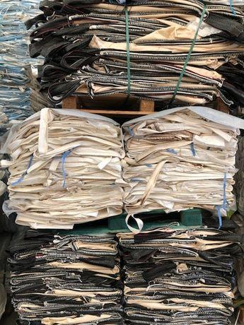 Big bag worki bigbagi 87x87x70 cm z lejem spustowym