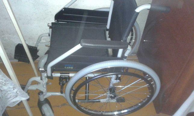 Wózek inwalidzki Vitea Care jak nowy