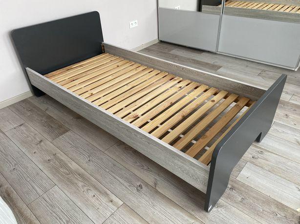 Łóżko derwniane Paged DoZo