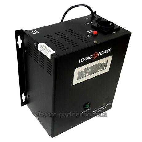 ИБП бесперебойник для котла 570 Вт Logicpower