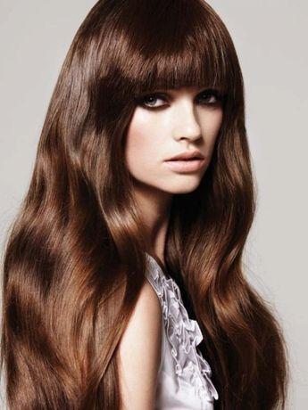 Покраска коротких волос и корней вашей краской. Березняки. 200 гривен.
