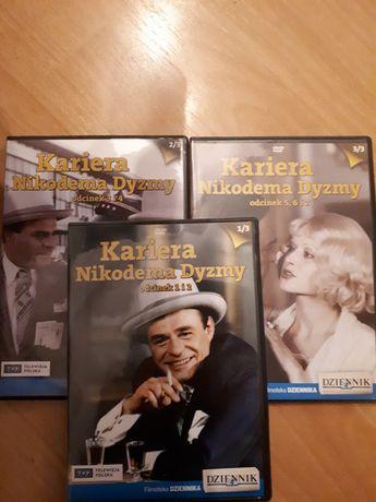 Dvd film serial polski komedia Kariera Nikodema Dyzmy