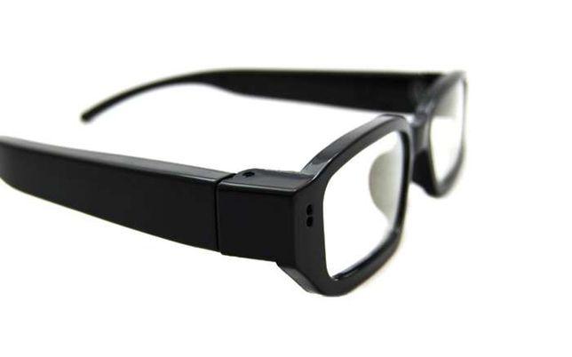 Okulary z kamera inwigilacja detektyw hit 2020 ostatnie sztuki wyprzed