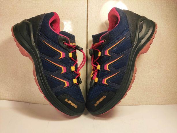 ботинки кроссовки для девочки lowa maddox 32 р 20 см оригинал