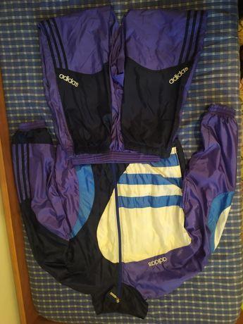 Conjunto original completo fato de treino Adidas de 1979