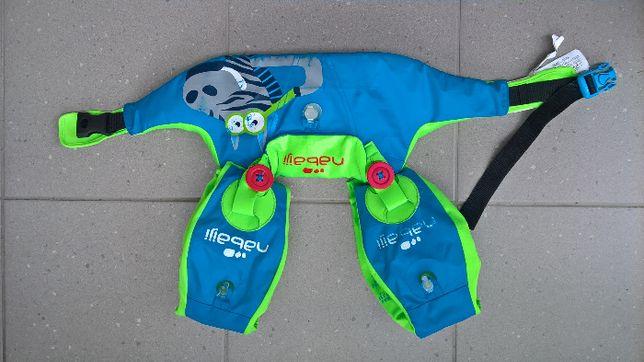 rękawki pas edukacyjny do pływania TISWIM nabaiji 15-30kg db