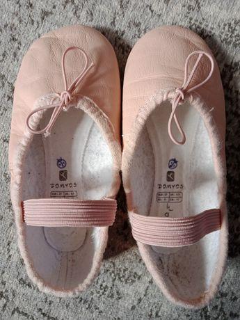 Baletki różowe rozm.27