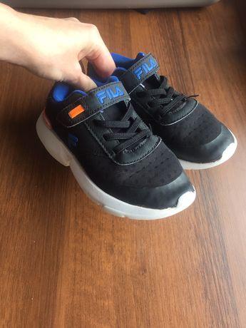 Buty dla chlopca Fila rozmiar 28