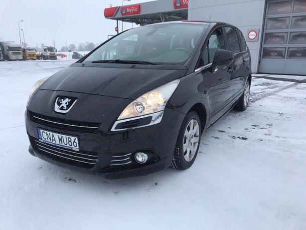 Peugeot 5008 1.6 benzyna 2011rok 7 osobowy klima TANIO !!!