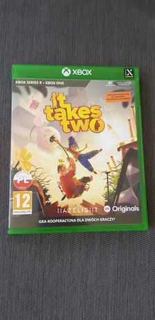 It takes two (Xbox series X/S/Xbox one) Polska wersja