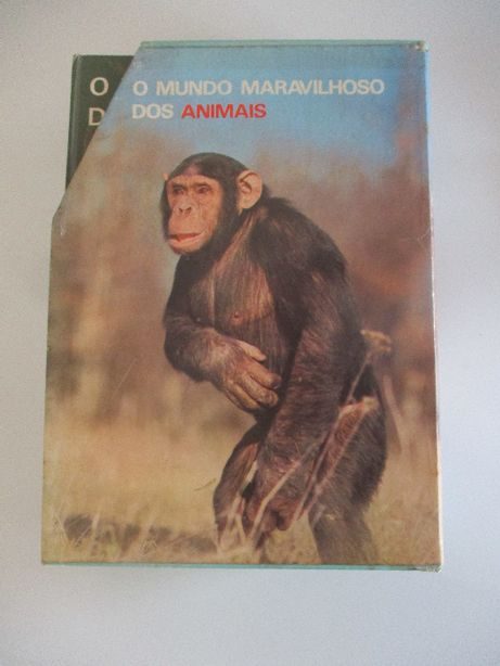 O Mundo Maravilhoso dos Animais (Colecção)