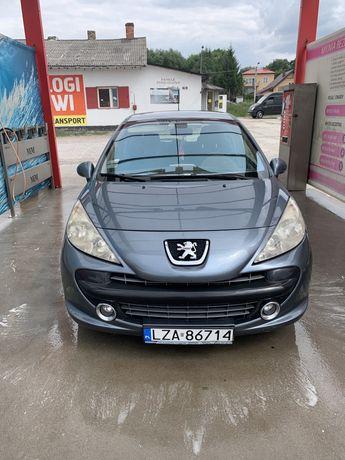 Peugeot 207 1.6 diesel