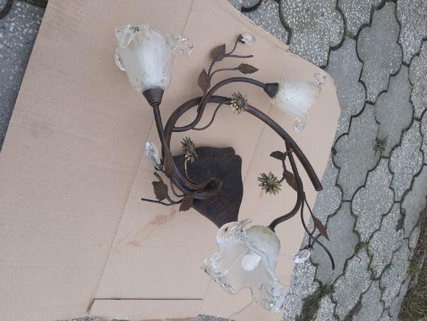 Lampa sufitowa używana