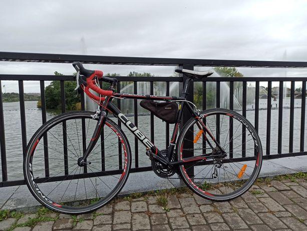 Шоссейный велосипед cube peloton