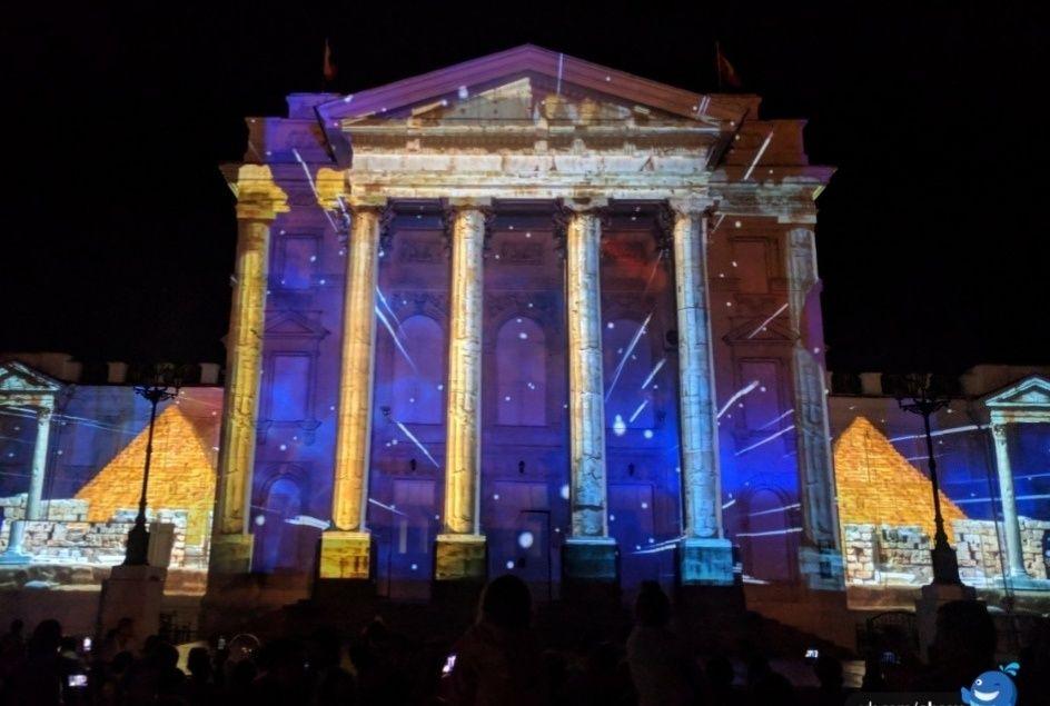 Световое шоу, Mapping Show Киев - изображение 1